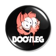 Bootleg kitűző 1