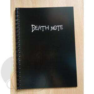 Spirál füzet Death Note