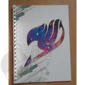 Spirál füzet Fairy Tail