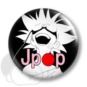 Jpop kitűző 2 közepes