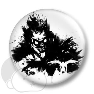 Death Note kitűző 7 közepes