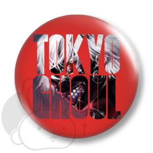 Tokyo Ghoul kitűző 8 közepes