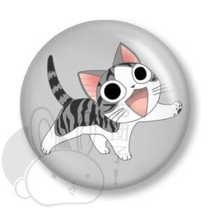 Chi cica kitűző 1 közepes