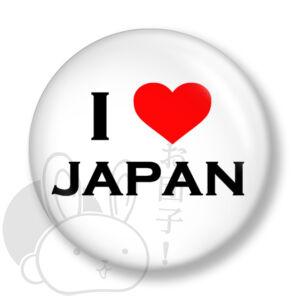 Japán kitűző 1 közepes