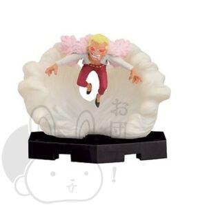 One Piece Donquixote Doflamingo figura