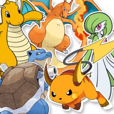 Pokémon XY matrica csomag