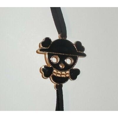One Piece fekete karkötő