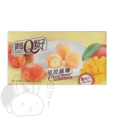 Mochi mangós ízű