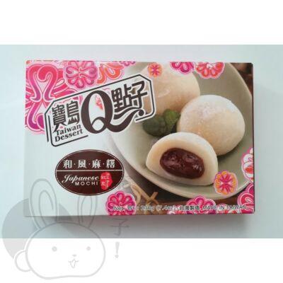 Mochi vörösbabos ízű