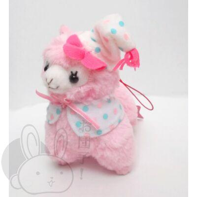 Icipici szundi alpaka rózsaszín