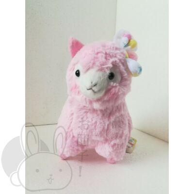 Masnis alpaka rózsaszín
