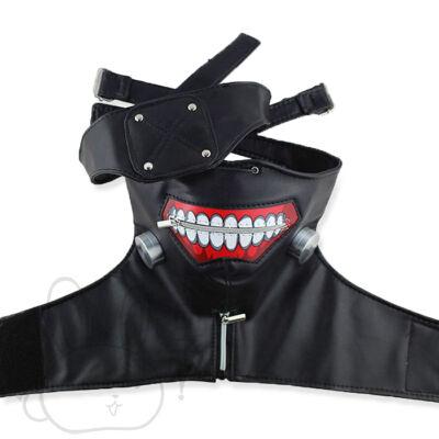 Tokyo Ghoul cosplay szájmaszk