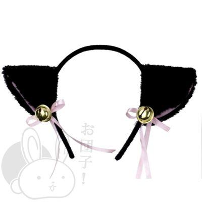 Fekete cica fülek