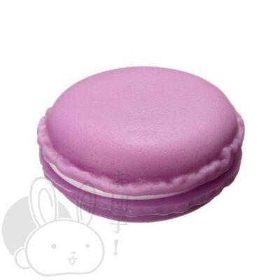 Macaron dobozka lila