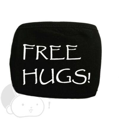 Maszk Free Hug