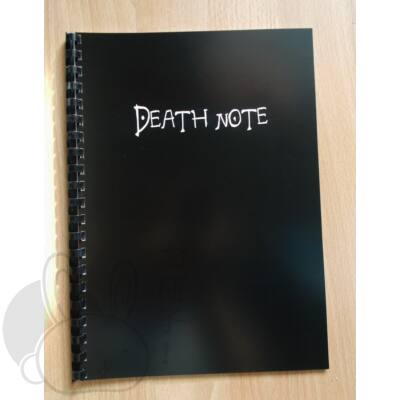 Spirál füzet Death Note