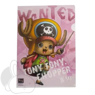 One Piece irattartó Chopper
