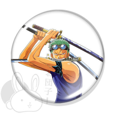 One Piece kitűző 6