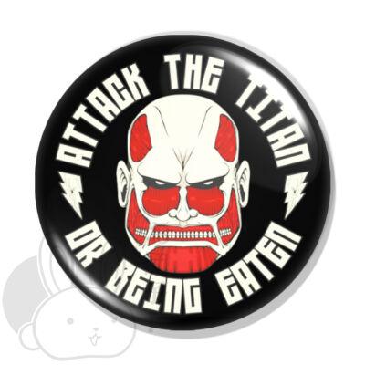 Attack on Titan kitűző 13