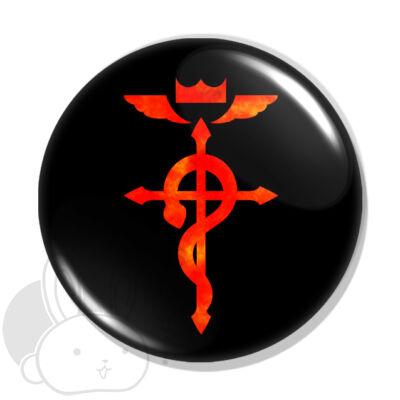 Full Metal Alchemist kitűző 4
