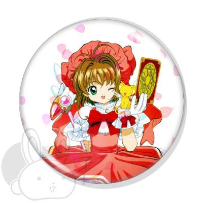Card Captor Sakura kitűző 1