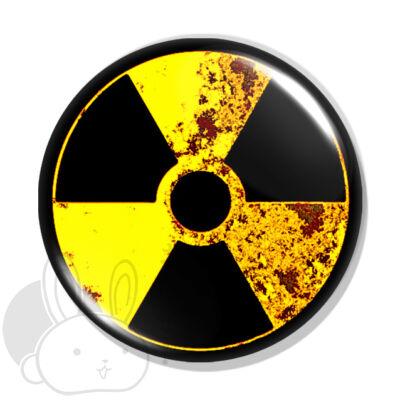 Nukleáris jel kitűző 1