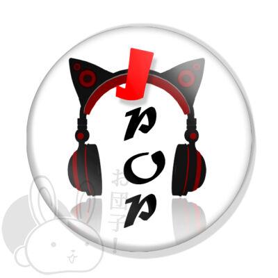 Jpop kitűző 1