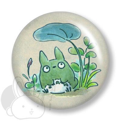 Totoro kitűző 1