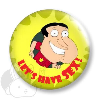 Family Guy kitűző 7