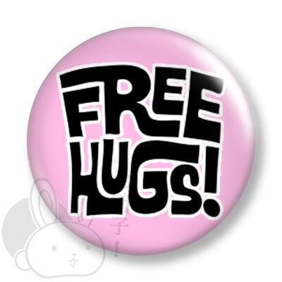Free Hug kitűző 1