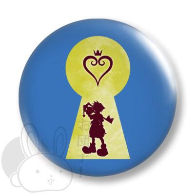 Kingdom Hearts kitűző 2