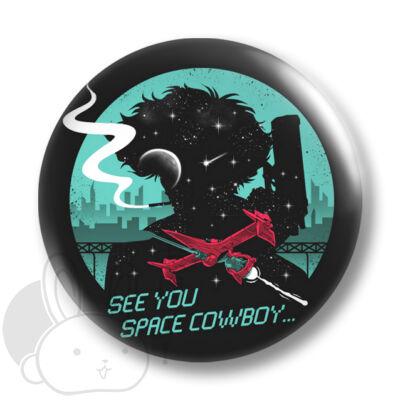 Cowboy Bebop kitűző 1