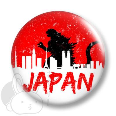 Japán kitűző 9