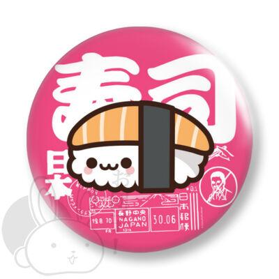 Sushi kitűző 3