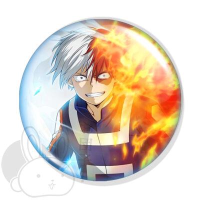 Boku no Hero Academia kitűző 4