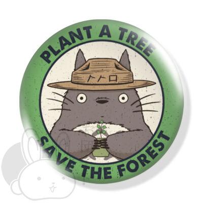 Totoro kitűző 4
