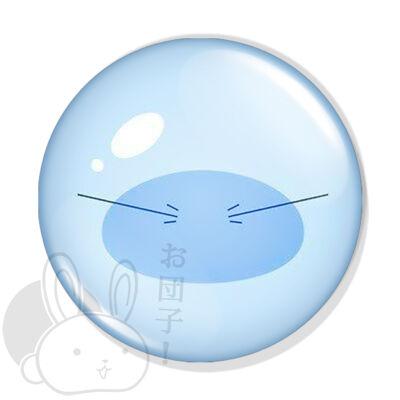 Tensei Shitara Slime Datta Ken kitűző1