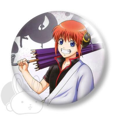 Gintama kitűző 3