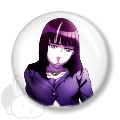Death Parade kitűző 3