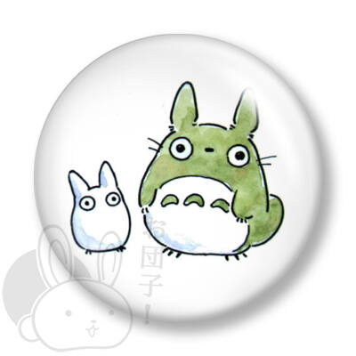 Totoro kitűző 3