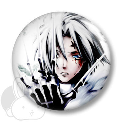 D.Gray-man kitűző 2