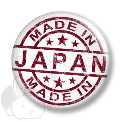 Made in Japan kitűző 4