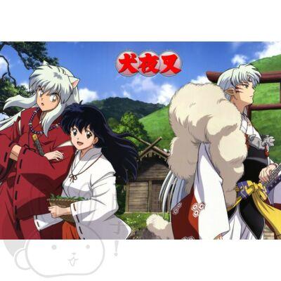 Inuyasha poszter 9