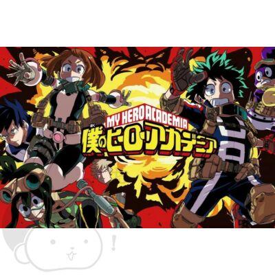 Boku no Hero Academia poszter 3
