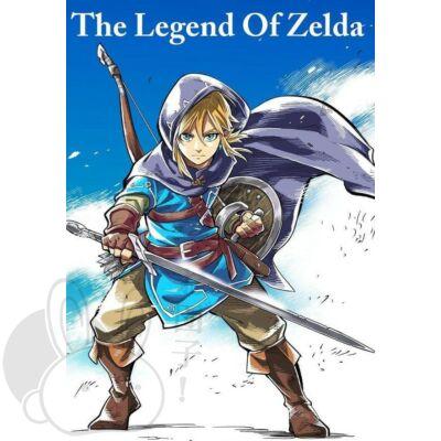 Legend of Zelda poszter 4