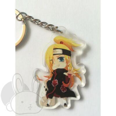 Naruto kulcstartó Deidara