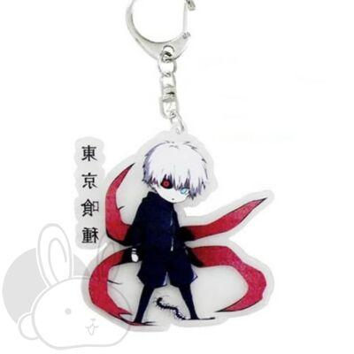 Tokyo Ghoul kulcstartó Kaneki Ken  3