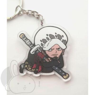 One Piece kulcstartó Trafalgar