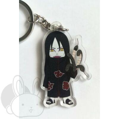 Naruto kulcstartó Orochimaru