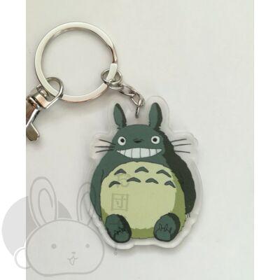Totoro kulcstartó